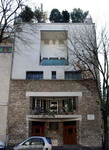 Par s la casa de tristan tzara for Casa minimalista wikipedia